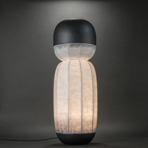 Réalisation lampe MEESH avec le designer Dan Yeffet