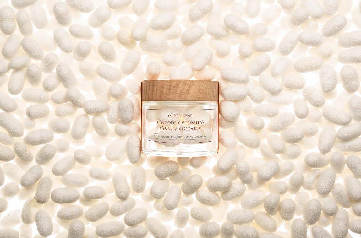 Sericyne vous dévoilera prochainement une gamme complète de produits de beauté à base de soie